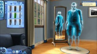 The Sims 3: Supernatural Part 1 - I like Jack Bauer