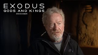 Exodus: Gods and Kings | Ridley's Epic World [HD] | 20th Century FOX