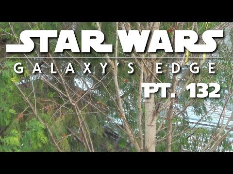 Giant hull thing confirmed!  - Star Wars Land Construction - Pt. 132 | 02-10-18