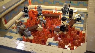 Video Massive LEGO ancient Egypt Pharaoh's Labyrinth - BrickFair Virginia 2014 download MP3, 3GP, MP4, WEBM, AVI, FLV Juli 2018