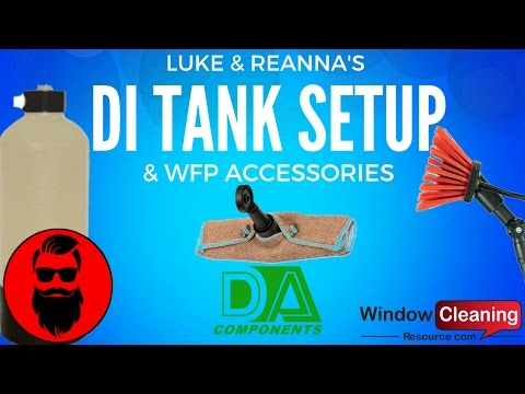 DI Tank Setup & WFP Accessories