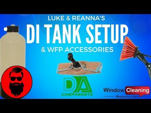 DI Tank Setup & WFP Accessories