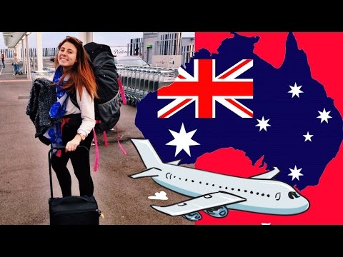 London ✈ Australia | ONE WAY TICKET