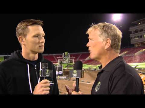 2013 Monster Energy Cup - Post Show