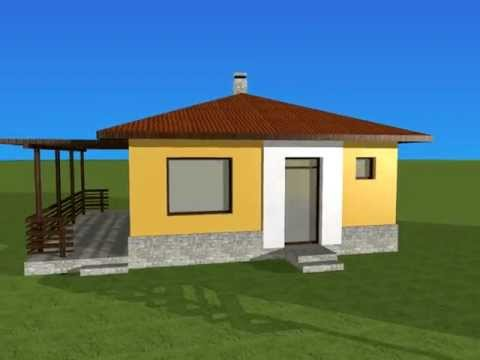 School project of prefabricated house