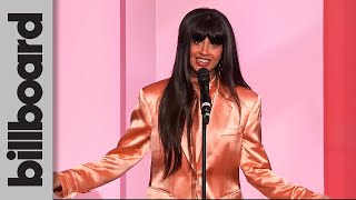 Jameela Jamil Presents Taylor Swift With Woman of the Decade Award | Women In Music