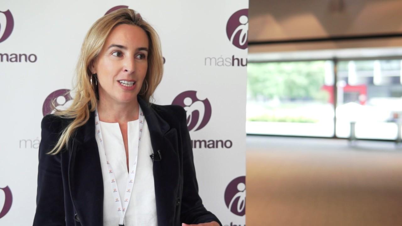 17/05/2017.Jornada Transformación Cultural: Entrevista Mercedes Gómez Badiola, Repsol