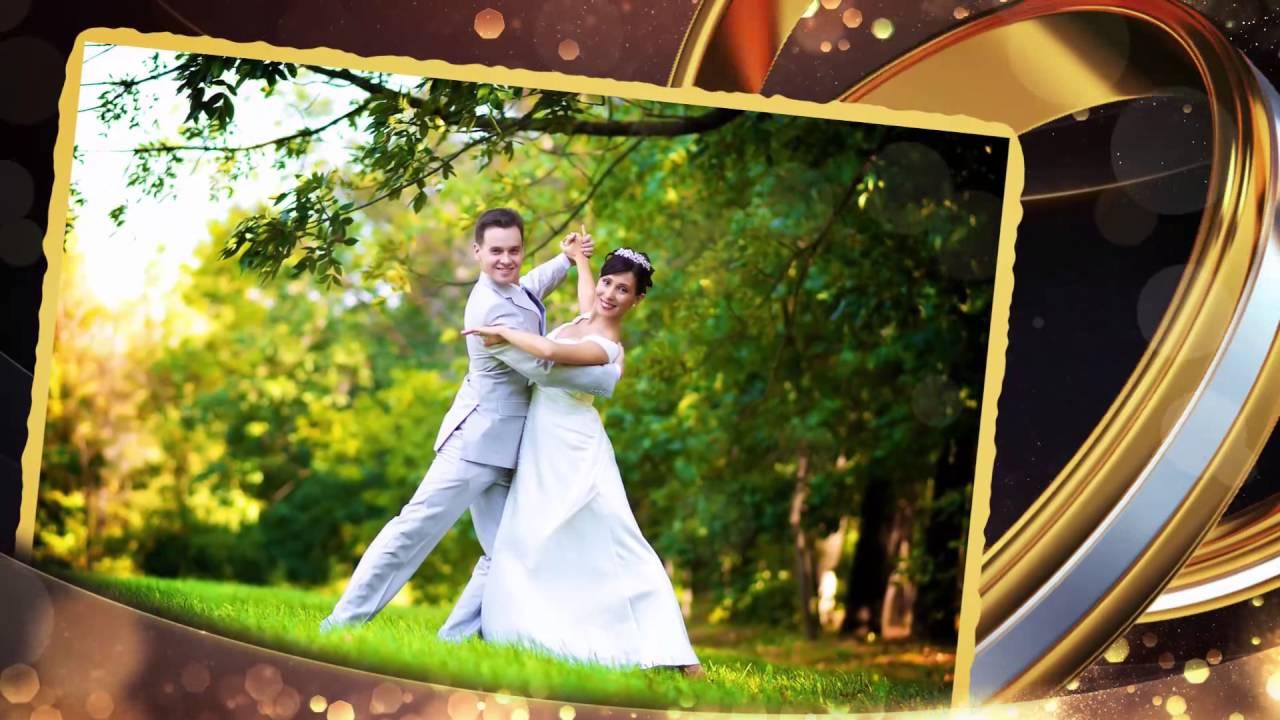 минувшей слайд шоу из фотографий на свадьбу идеи есть тому