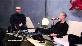 Richie Hawtin, Pt. 1 (RBMA Tokyo 2014 Lecture)