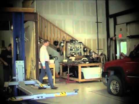 Vinnie Dimartino The Mobileman Lift From Eagle Equipment