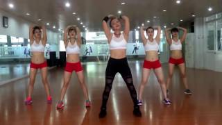 Aerobics - lose fat belly fast - best exercises for losing weight . how to lose weight fast and safe