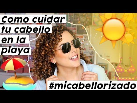 Como Cuidar Tu Cabello En Las Vacaciones! #micabelllorizado