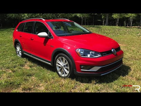 2017 Volkswagen Golf Alltrack – Redline: Review