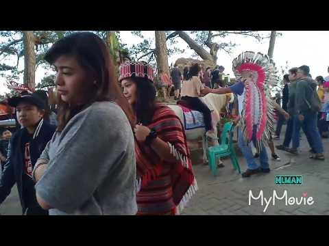 Mines View Park Tour - Baguio City - Philippines - Feb. 2019 - Graduation Song
