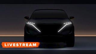 WATCH: Nissan reveal Ariya EV - Livestream