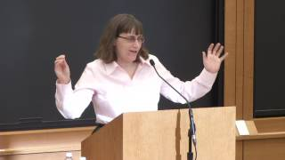 Public Lecture By Elizabeth Anderson - April 4, 2013