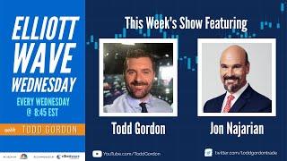 The Elliott Wave Wednesday Live Stream w/ Todd Gordon - 7/24/19 - Special Guest Jon Najarian