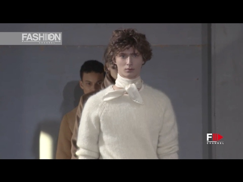 OFFICINE GENERALE Fall Winter 2017 2018 Menswear Paris by Fashion Channe