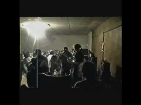 ANTAGONY 1st show (LIVE) at the Danville Grange (December 1999)