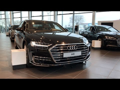New Audi A8 (2018) in depth review in 4K - tech fest