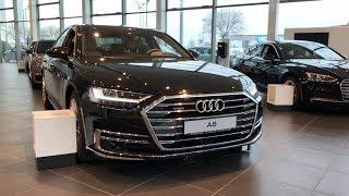 New Audi A8 2018 in depth review in 4K