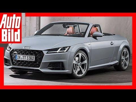 Audi TT Facelift (2018) Details / Erklärung / Review