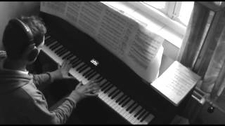 My Name Is Robert Neville - I Am Legend Soundtrack - Piano