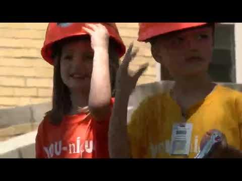 Students break ground on Richland County High School renovations