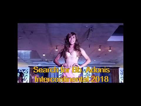Search for Bb.Adonis Intercontinental 2018 St. Therese MTC Colleges