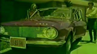 Ford Corcel: Comercial antigo anos 70 (Vintage Commercial)