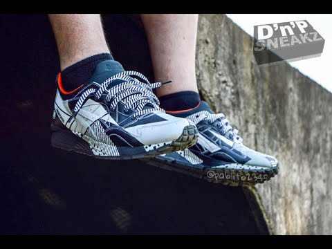 asics gel lyte v x undefeated