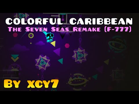 Geometry Dash - Colorful Caribbean