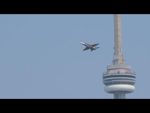 2017 Toronto Air Show 4K