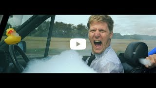 How to turn your car into a Spa Car with Colin Furze