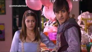 Violetta 1 - León y Violetta en la fiesta de disfraces (01x48)