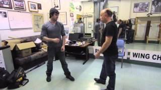 Wing Chun Low Line Practical Kicks  - Sifu Russ Cichon