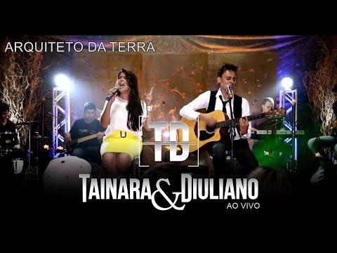 Tainara e Diuliano-Arquiteto da Terra
