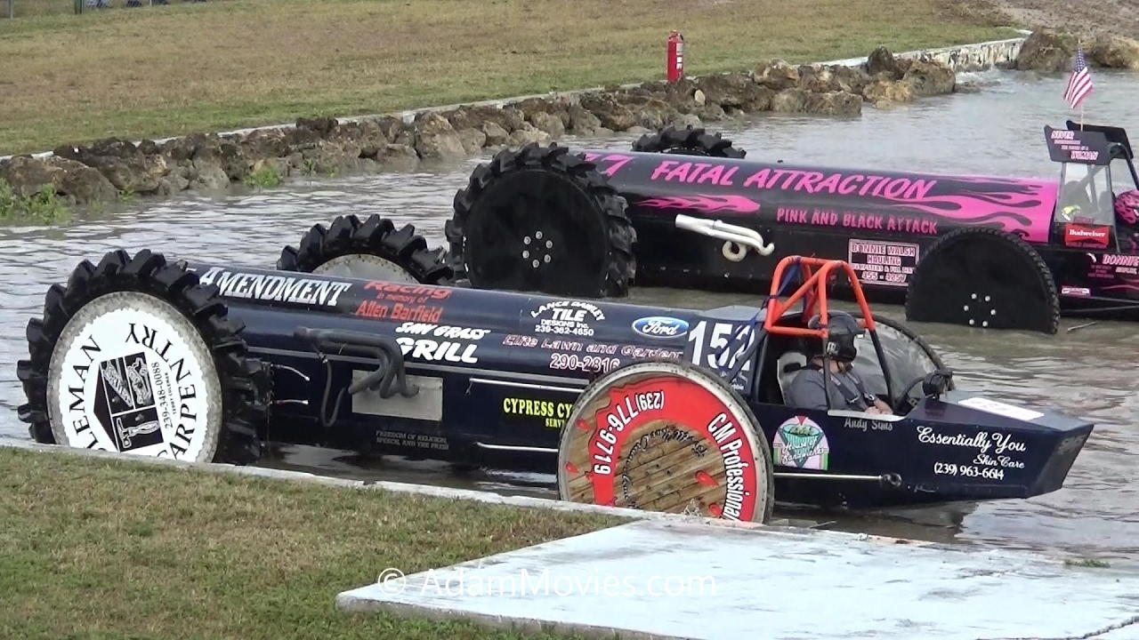 Black Buggy Days 2018 Swamp Buggy Racing