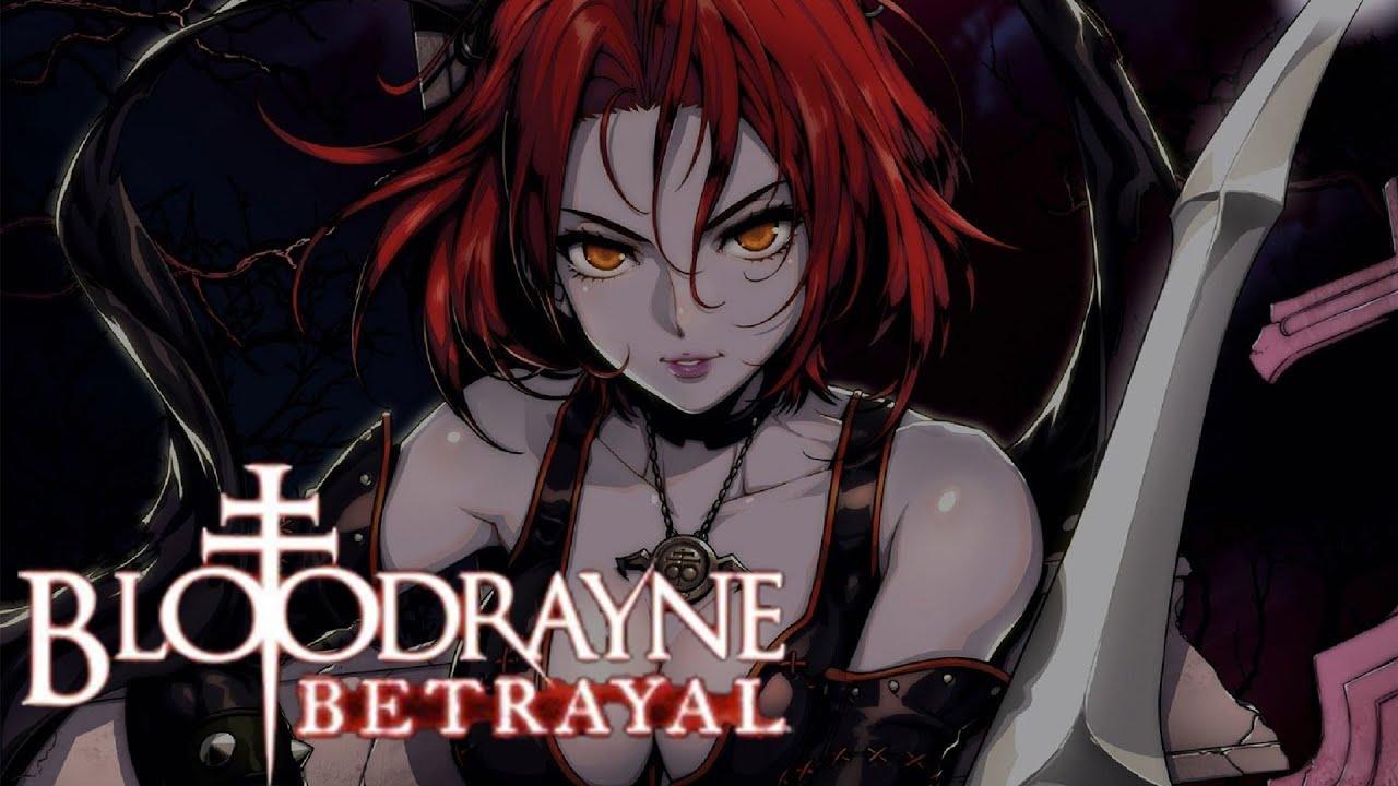 Raden Faves Blood Rayne Betrayal Ind Youtube