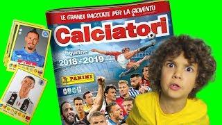 SFIDA DEI 5 MINUTI *la rivincita* | Figurine dei Calciatori 2018-2019