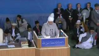 Jalsa Salana UK 2010 - Day 2 - Afternoon Session - Part 2 of 10