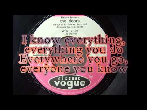 The Spy - The Doors English Lyrics & The Spy - The Doors English Lyrics - YouTube