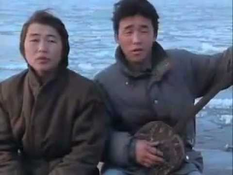 Tuvan Throat Singing -REAL KARAOKE !! Can you sing it?