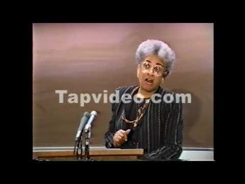 Dr  Maulana Karenga Racial Discourse