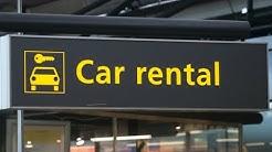 Car rent in Salt Lake City airport