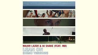 major lazer dj snake   lean on feat mø demo version