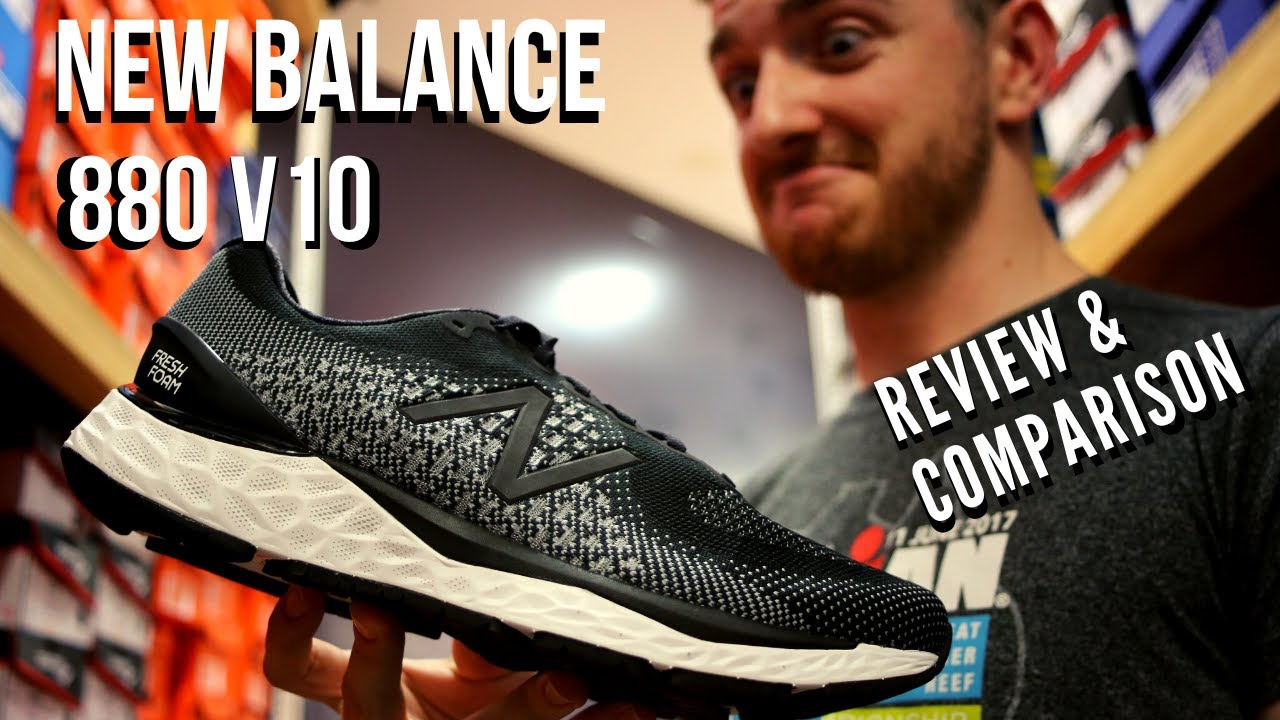 New Balance 880v10 Review | Great updates!