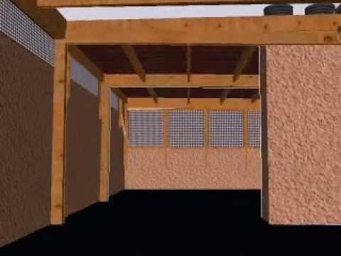 Dise o de porche de madera en terraza de castelldefels srg - Techos para terrazas ...