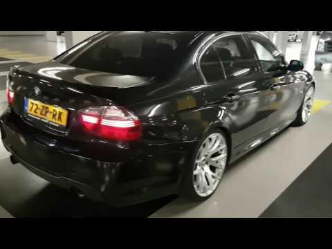 E90 BMW 335i M Black Sedan 19'' Rims