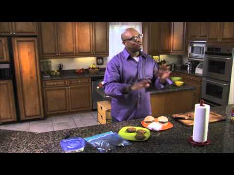 Spice Up Your Clean-Up with celebrity chef Aaron McCargo Jr.